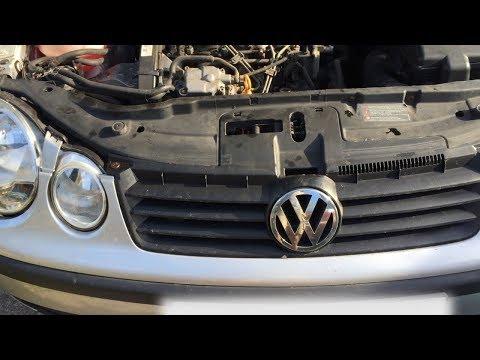 Replace Headlight on VW Polo Mk4 (2002-2009)
