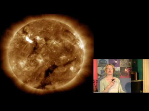 'Solar Flares and Superflares' A lecture by Prof Lyndsay Fletcher University of Glasgow