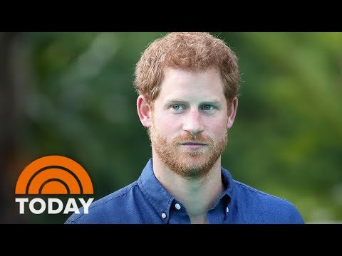 Prince Harry Opens Up About His Mother's Funeral, Being Royal | TODAY