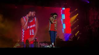 8 - Work Out & Can't Get Enough - J. Cole (FULL HD SET @ Dreamville Festival 2019 - Raleigh, NC)