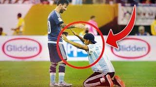 הרגעים הכי מרגשים בכדורגל העולמי
