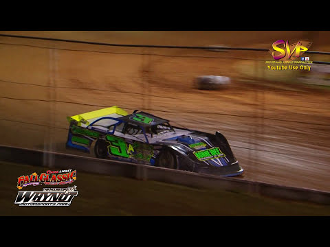 Fall Classic Super Late Model Qualifying Whynot Motorsports Park Oct  27 & 28 , 2017