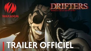 Bande annonce Drifters