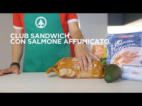 Club Sandwich con