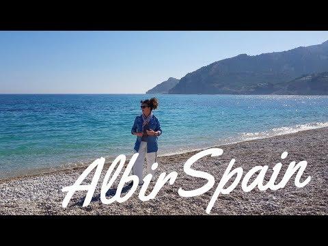 PLAYA ALBIR, ESPAÑA 2019 TRAVEL/Reise
