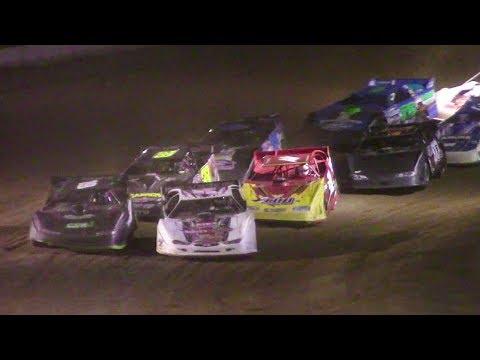 ULMS Super Late Model Feature | McKean County Raceway | 9-28-17