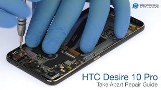 HTC Desire 10 Pro Take Apart Repair Guide - RepairsUniverse