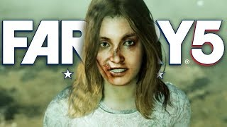 Far Cry 5 - ВЕРА СИД - БОСС! ЖУТКАЯ НАРКОМАНИЯ! #12