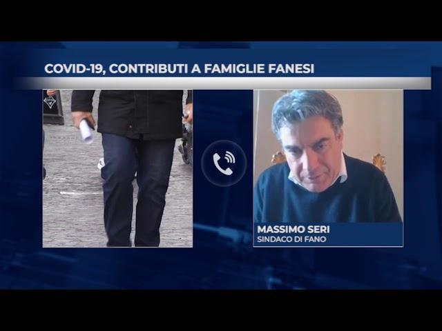 Covid-19, contributi a famiglie fanesi