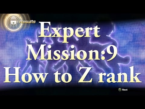 Dragon Ball Xenoverse 2 Expert Mission 9: How to Z Rank