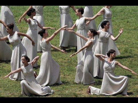 The Olympics - One Big Pagan Festival