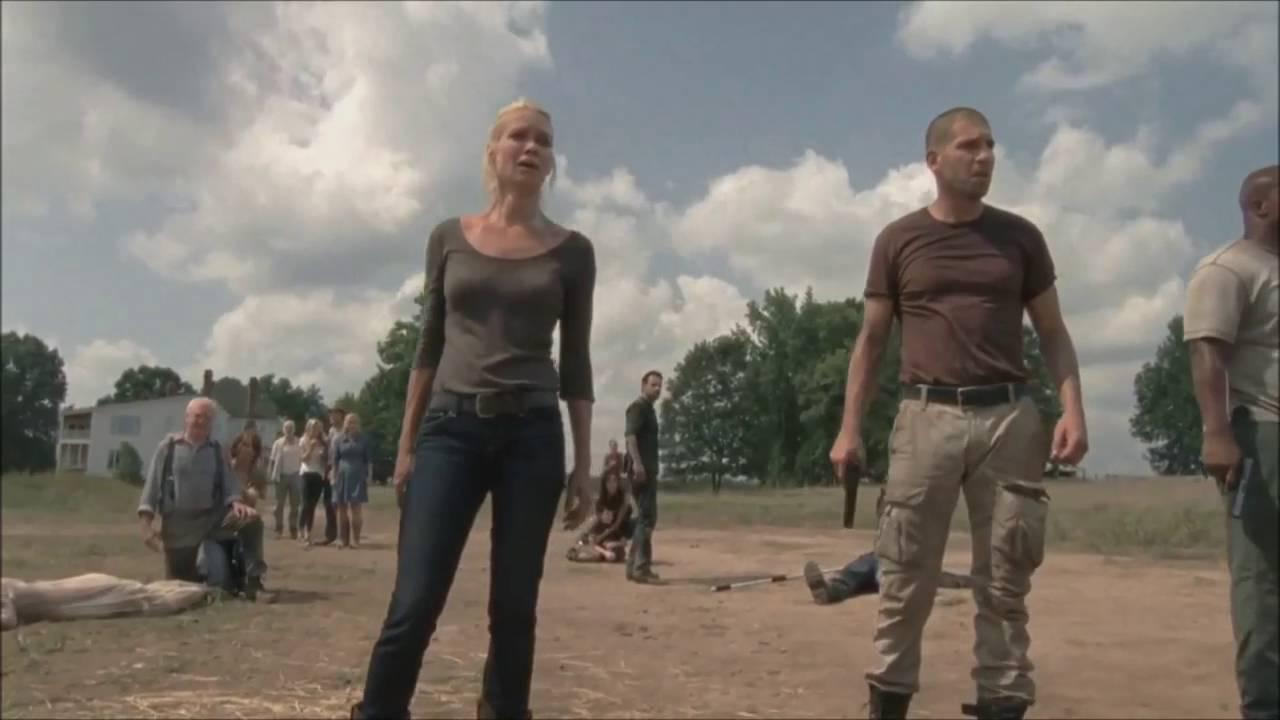 Download The Walking Dead - Sophia's Death/Barn Scene