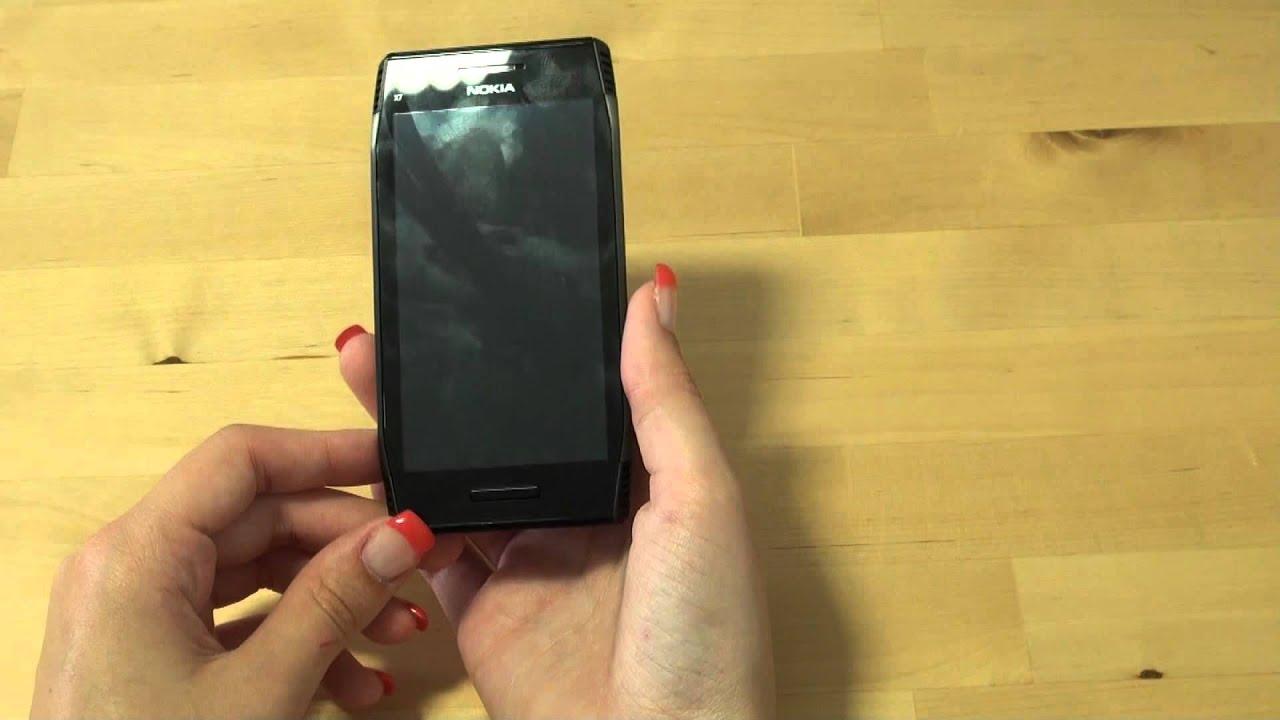 Nokia x7 00 software - Nokia X7 Test Erster Eindruck