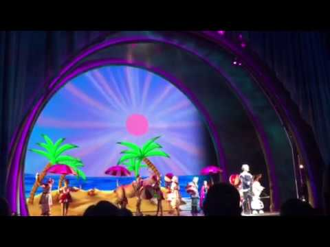"Frozen Live At The Hyperion Theatre - ""In Summer"""