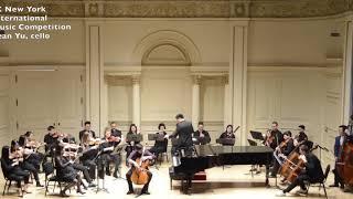 IX New York International Music Competition (Dress Rehearsal)