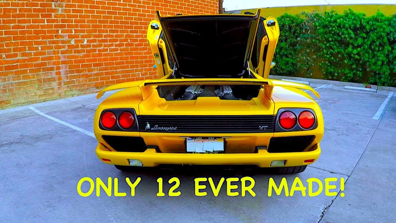 Lamborghini Diablo *Full Review*