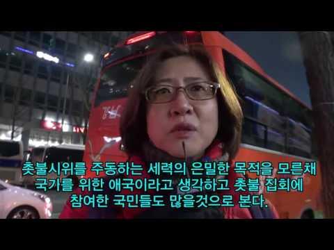 탄기국 제7차(대한문2차)제2편-김경혜교수부부인터뷰 한양대 2016년 1