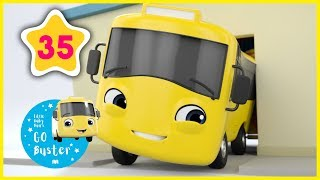 Buster and the Carwash - Go Buster | Compilation | Little Baby Bus | Nursery Rhymes | Kids Stories