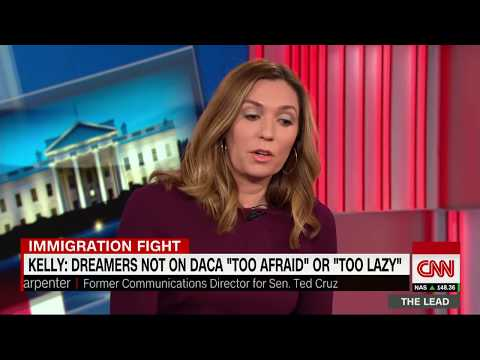 Ana Navarro: I'm sick of Trump demonizing immigrants