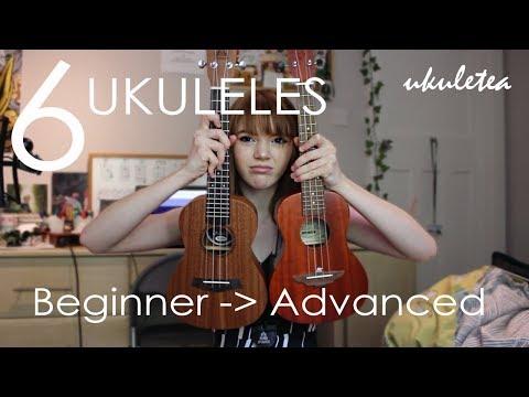 Ukulele Recommendations - Beginner To Advanced