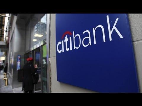 Citigroup y otras tres entidades suspenden la prueba de estrés de la Reseva Federal