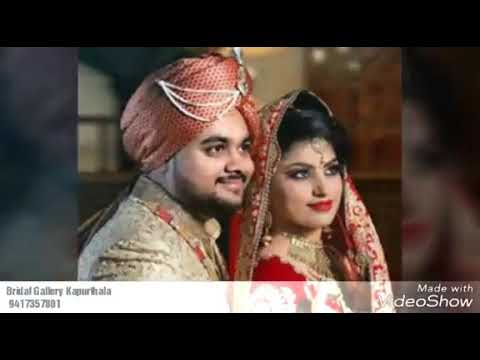COUPLE PACKAGES @ BRIDAL GALLERY KAPURTHLA