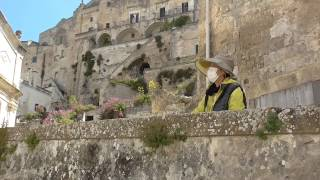Visit and Tour Unique UNESCO Cave City of Matera, Italy