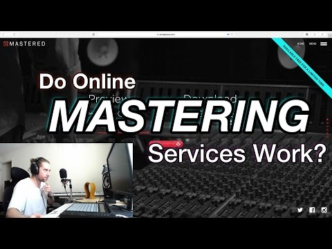 Online Mixing and Mastering service - Get a free preview today!