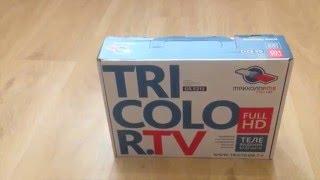 видео спутниковое телевидение триколор
