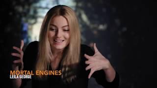Mortal Engines LEILA GEORGE