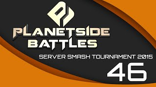 ServerSmash 46 - Tournament 2015 Match 1: Briggs [VS] vs Cobalt [NC] on Amerish