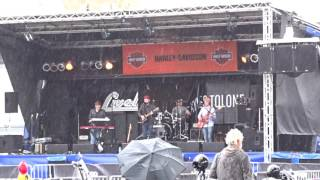 KYLES TOLONE Live @HARLEY DOME COLOGNE 2016 - All Bound To Your Soul