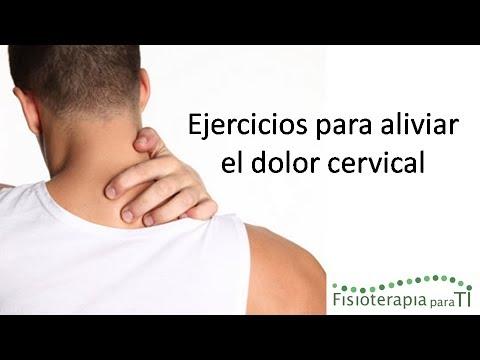 Cómo aliviar el dolor cervical con 4 ejercicios- Fisioterapia para ... 1e9809a07813