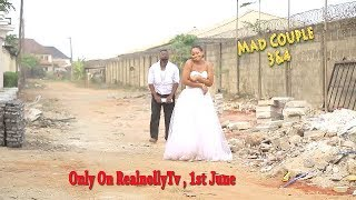 Download Video MAD COUPLE 3&4 (OFFICIAL TRAILER) - 2018 LATEST NIGERIAN NOLLYWOOD MOVIES ||  NIGERIAN MOVIES MP3 3GP MP4