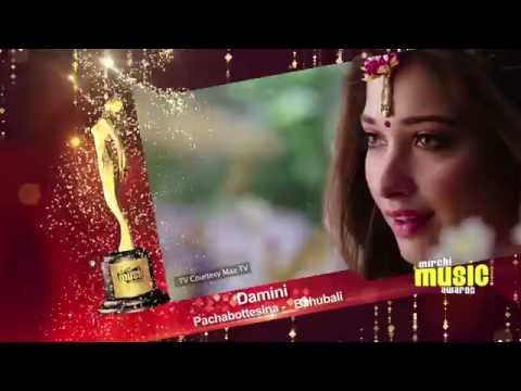 BEST UPCOMING FEMALE VOCALIST 2015 - MOHANA BOGARAJU