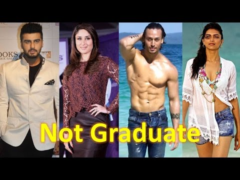 Famous Bollywood celebs who never graduated from college