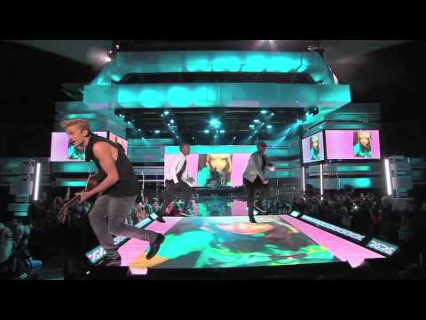 #TNS6 Finale - Cody Simpson - Pretty Brown Eyes Live