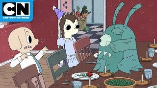 The Tome of Time | Summer Camp Island | Cartoon Network