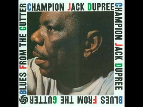 Champion Jack Dupree - Stack-O-Lee