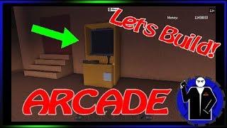 Roblox Lumber Tycoon 2- Arcade Machine