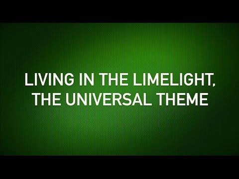 Rush - Limelight (with lyrics)