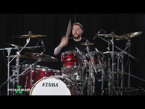 CARCASS - Kelly's Meat Emporium (OFFICIAL DRUM PLAYTHROUGH)