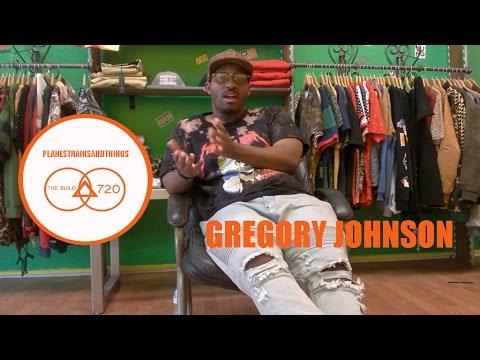 PlanesTrainsAndThings Interview with Clothing Store and Event Owner Gregory Johnson