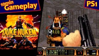 Duke Nukem: Total Meltdown ... (PS1)