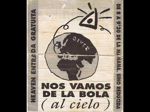HEAVEN [1993] 1er Aniversario Clandestino