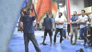 prAna - Urban Climbing Project; Watch prAna - rock climbing videos.