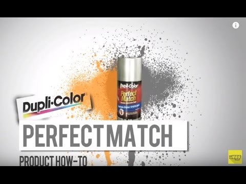 Duplicolor Perfect Match Touch-Up Paint | JEGS