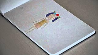 de dibujos animados ''La Petite Ba''
