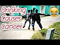 Drinking is causes cancer 😂🤣😎🤣😆 || RTK DSP ||