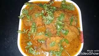 Bhajiya curry recipe ! by kanchan cooking recipe